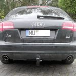 Anhängerkupplung Audi A6 C6 4F Avant