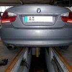 Anhängerkupplung BMW 3er E90